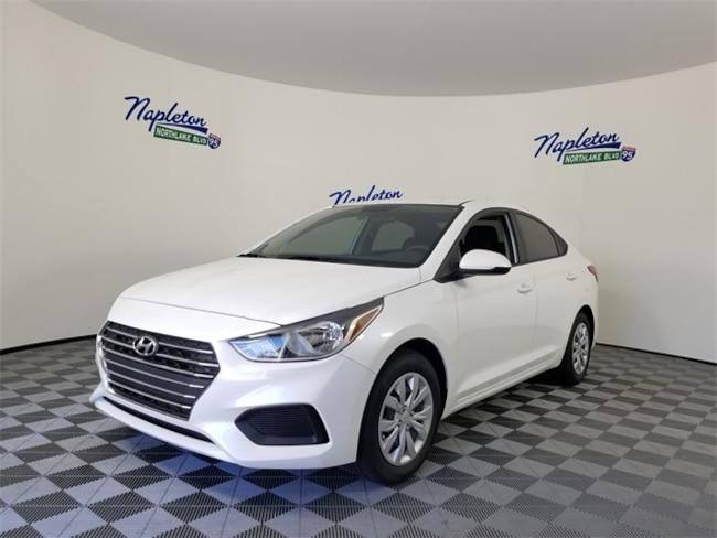 2019 Hyundai Accent SE Sedan in Lake Park, FL