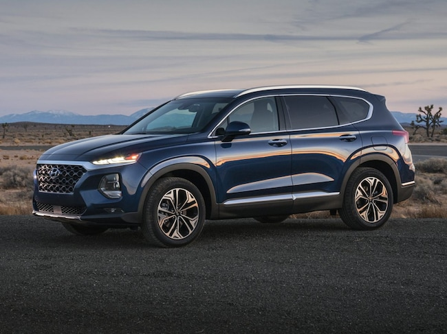 2020 Hyundai Santa Fe Lease Deals Palm Beach