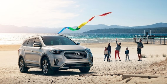 Hyundai Santa Fe Palm Beach Hyundai Dealer Lease Deals