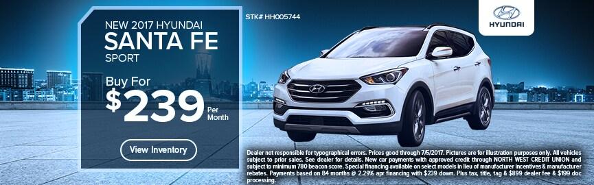 Hyundai Santa Fe Stuart