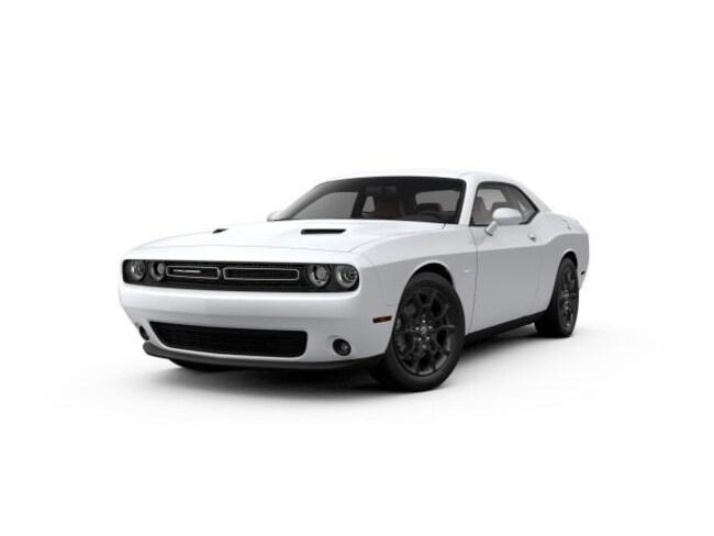 New 2018 Dodge Challenger GT ALL-WHEEL DRIVE Coupe Detroit, MI
