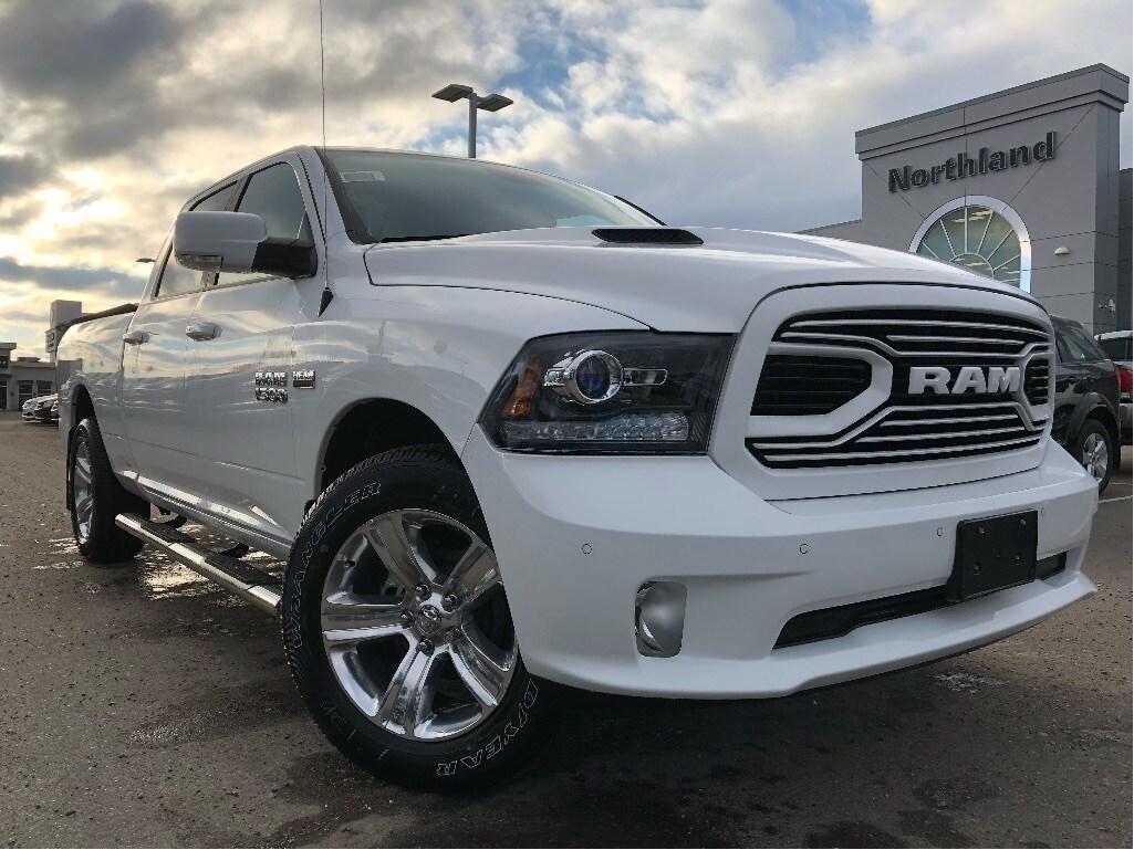 2018 Ram 1500 Sport Truck Crew Cab