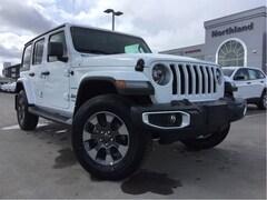 2018 Jeep Wrangler Sahara SUV