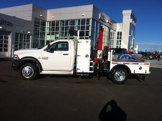 2018 Ram 5500 Chassis ST Truck Regular Cab