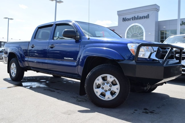 2015 Toyota Tacoma Truck Double-Cab