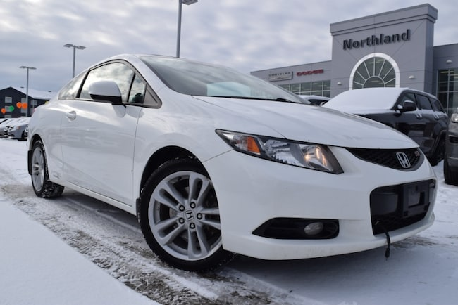 2013 Honda Civic Cpe Si | FWD | 2 Door | Coupe