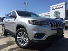 2019 Jeep New Cherokee North SUV