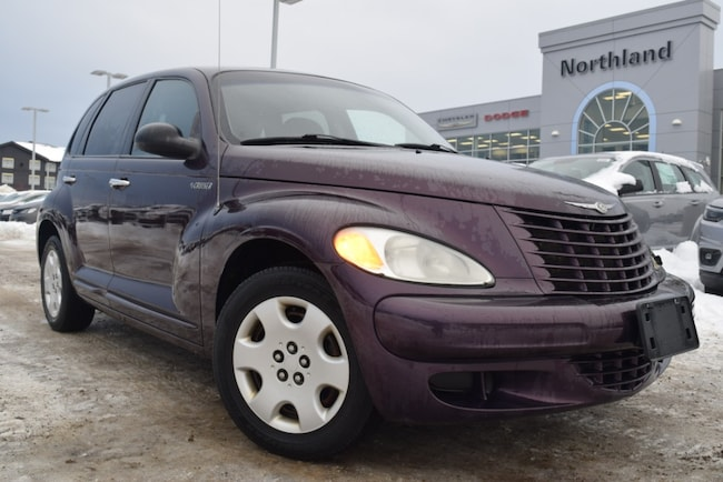 2005 Chrysler Pt Cruiser Hatchback | FWD | 4 Door |  SUV