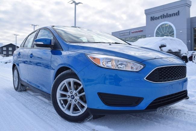 2015 Ford Focus SE | FWD | 4 Door | Sedan