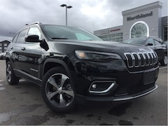 2019 Jeep New Cherokee Limited FWD SUV