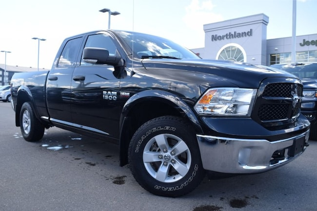 2016 Ram 1500 Outdoorsman Truck Quad Cab