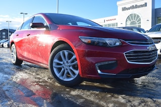 2018 Chevrolet Malibu LT | FWD | 4 Door | Sedan