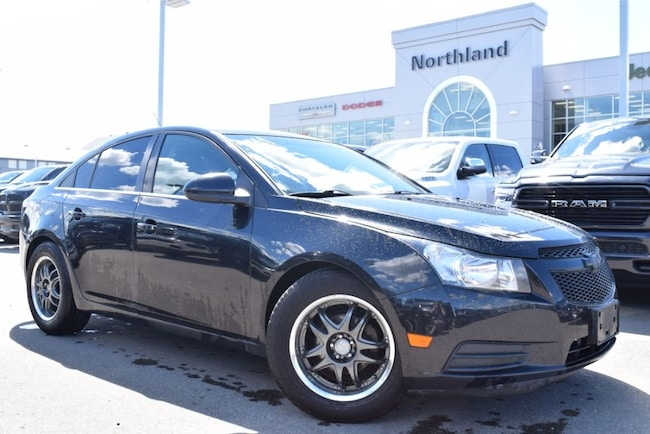 2011 Chevrolet Cruze LT Turbo+ w/1SB Sedan