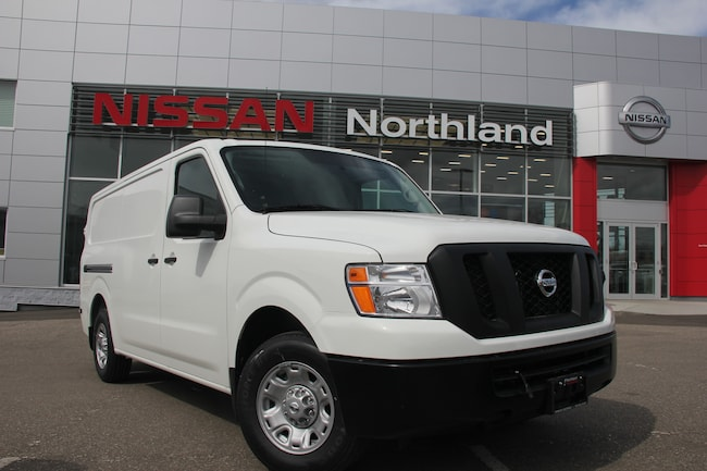 Check Out This New 2017 Nissan Nv Cargo S Comes With Winter Tires