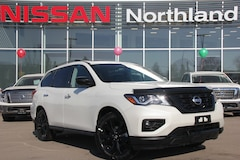 2018 Nissan Pathfinder Midnight Edition Sport Utility