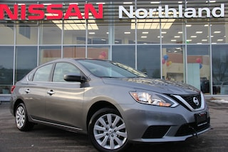 2017 Nissan Sentra S comes with Winter Tires Car