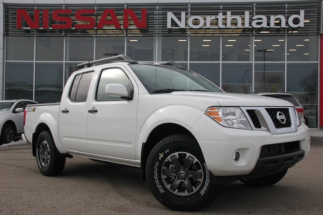 Check Out This New 2018 Nissan Frontier Pro 4x