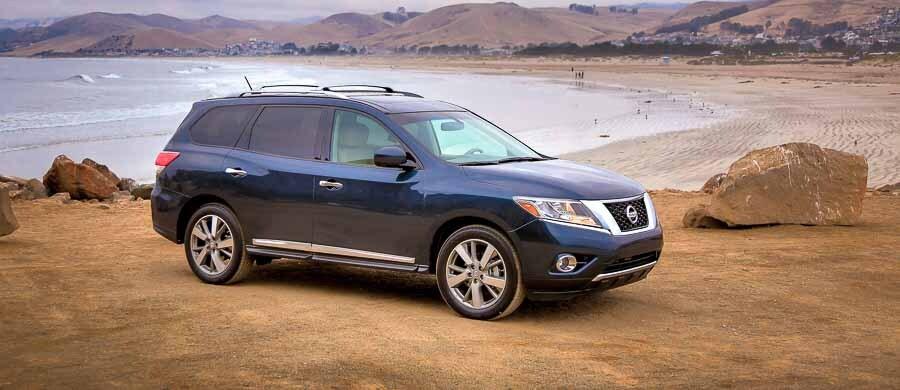 Good 2014 Nissan Pathfinder Review