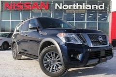 2018 Nissan Armada Platinum Sport Utility