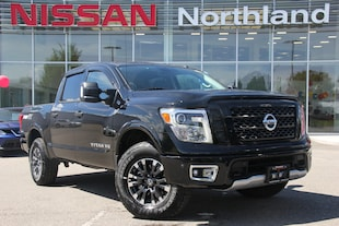 2018 Nissan Titan PRO-4X LEATHER WITH OFF ROAD PACKAGE 4x4 Crew Cab PRO-4X