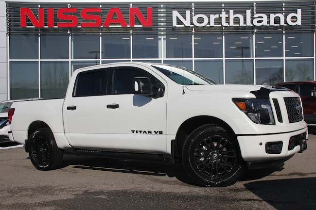 2018 titan midnight edition white