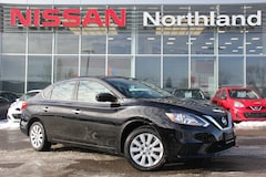2017 Nissan Sentra S comes with Winter Tires Sedan
