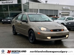 2003 Ford Focus SE Sport Sedan