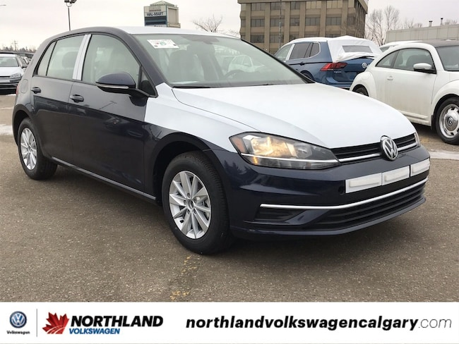 2019 Volkswagen Golf Comfortline Hatchback