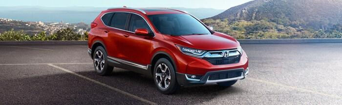 Test Drive A 2018 Honda CR V