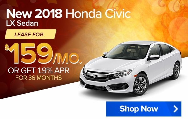 View 2018 Honda Civic Inventory