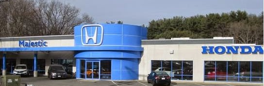 Majestic Honda, new & used Honda dealer near MA in RI