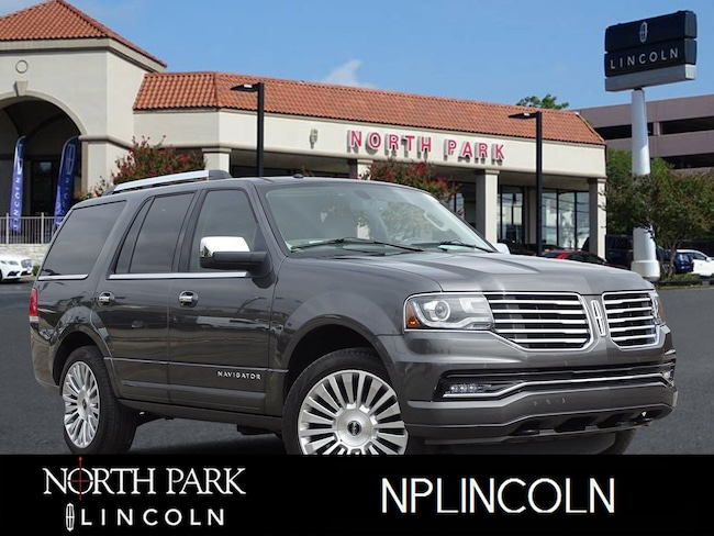 North Park Lincoln >> Used 2016 Lincoln Navigator For Sale At North Park Lincoln