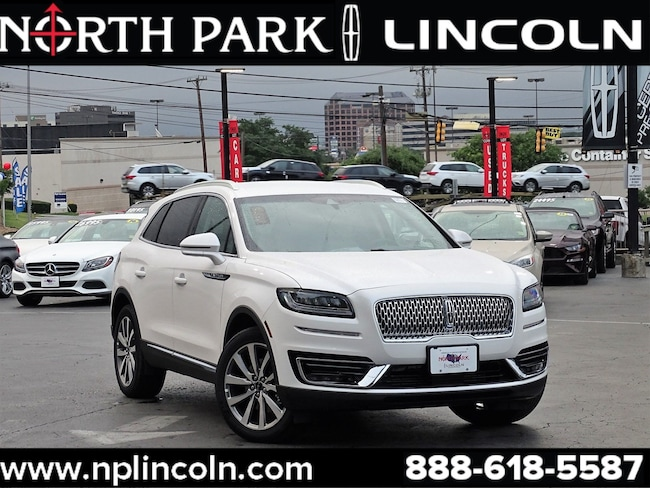 North Park Lincoln >> New 2019 Lincoln Nautilus For Sale At North Park Lincoln