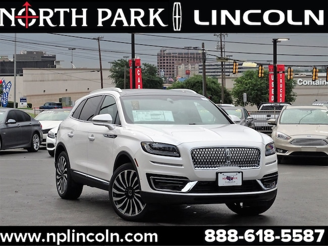 North Park Lincoln >> New 2019 Lincoln Nautilus Black Label For Sale At North Park