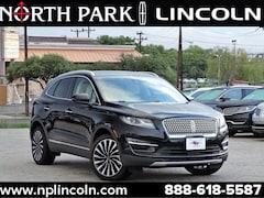 2019 Lincoln MKC Black Label SUV