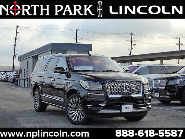 North Park Lincoln >> New 2019 Lincoln Navigator L For Sale At North Park Lincoln