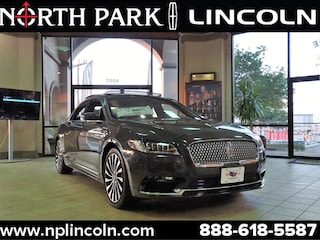 2019 Lincoln Continental Black Label Black Label Sedan