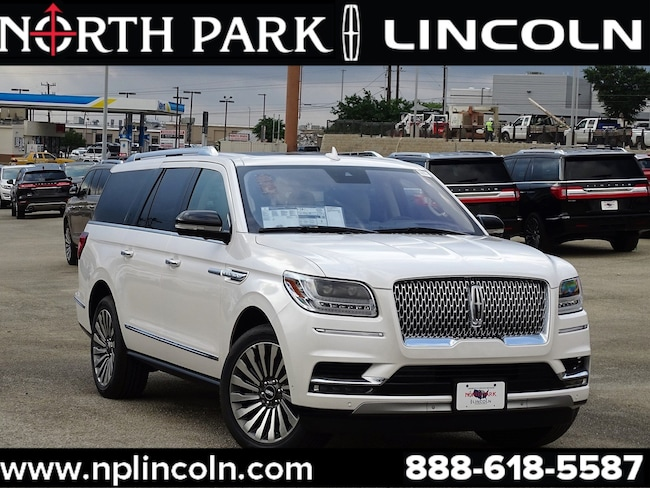 North Park Lincoln >> New 2019 Lincoln Navigator L For Sale At North Park Lincoln Vin