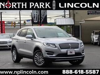 2019 Lincoln MKC Standard SUV