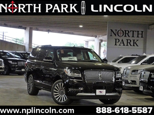 North Park Lincoln >> New 2019 Lincoln Navigator For Sale At North Park Lincoln Vin