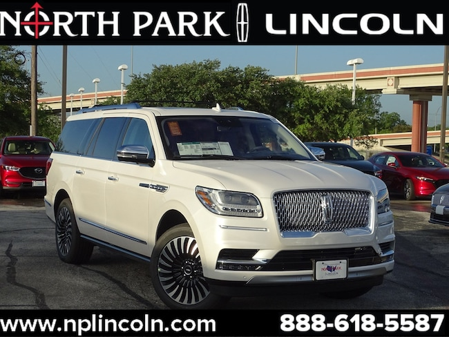 North Park Lincoln >> New 2019 Lincoln Navigator L Black Label For Sale At North Park