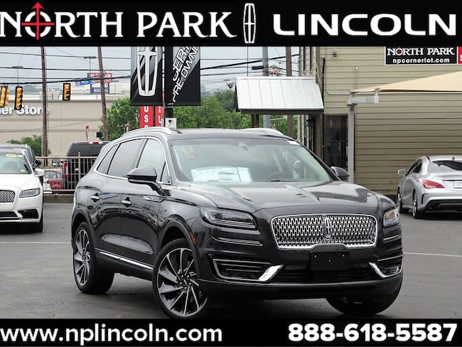 2020 Lincoln Nautilus Review, Price, Colors >> New 2019 Lincoln Nautilus For Sale At North Park Lincoln Vin