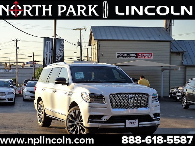 North Park Lincoln >> New 2019 Lincoln Navigator For Sale At North Park Lincoln