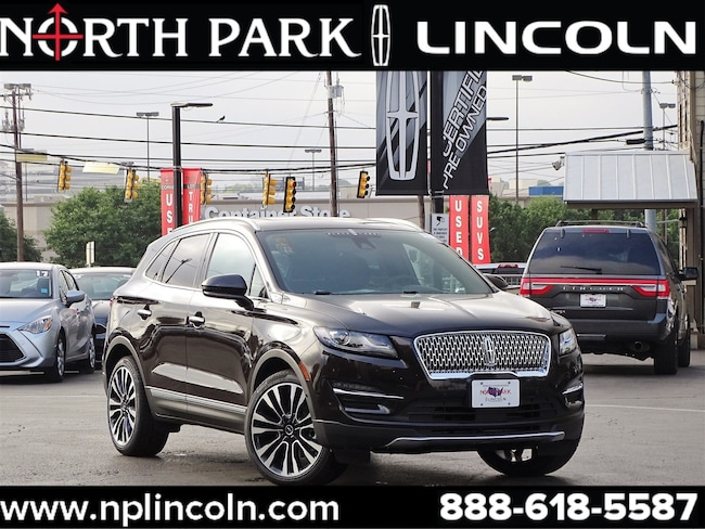North Park Lincoln >> New 2019 Lincoln Mkc Black Label For Sale At North Park Lincoln