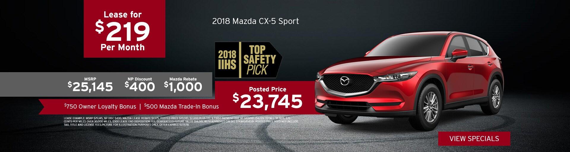 Mazda. Feel Alive.