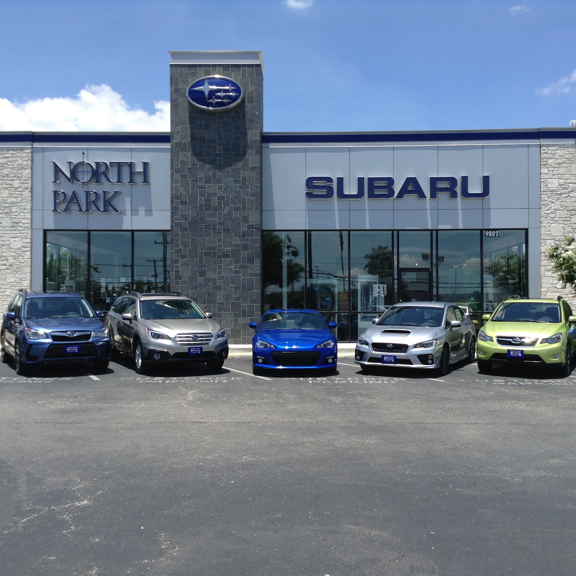 North Park Subaru New Used Dealer In San Antonio Tx