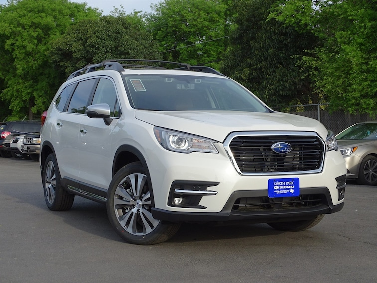 New 2019 Subaru Ascent Touring 7-Passenger SUV San Antonio, TX