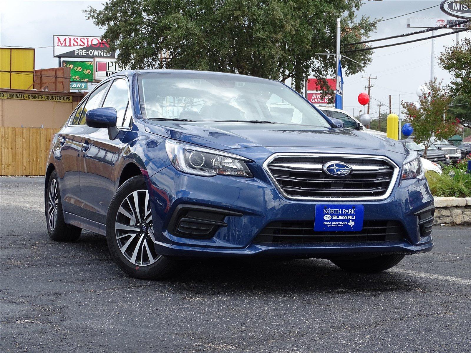New 2019 Subaru Legacy 2 5i Premium For Sale in San Antonio TX Near Atascosa Bulverde & Bexar County TX