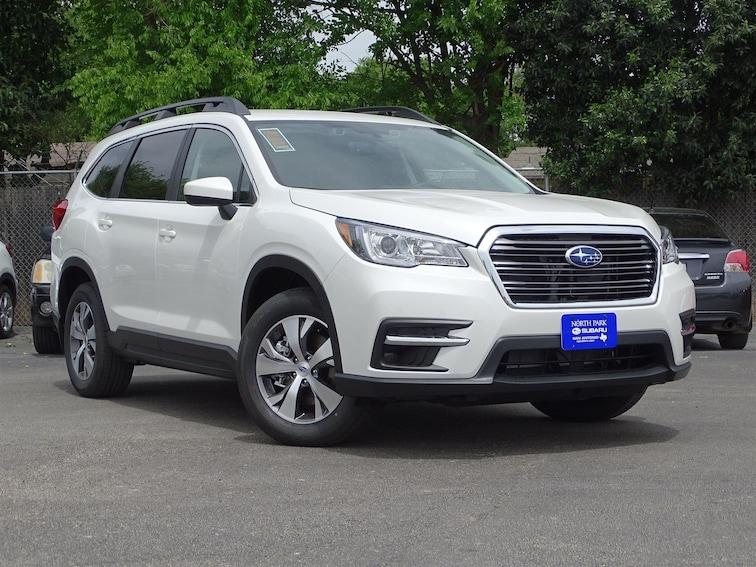 New 2019 Subaru Ascent Premium 8-Passenger SUV San Antonio, TX