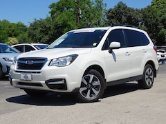 Certified Pre-Owned 2017 Subaru Forester 2.5i Premium SUV JF2SJADC9HH590746 for sale in San Antonio, TX